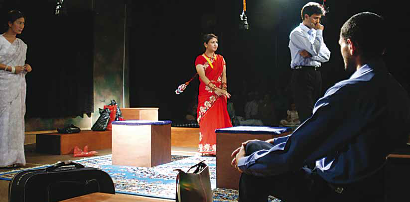 Theatre Performance by Putaliko Ghar