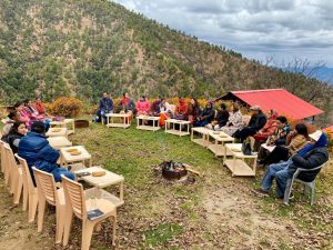 SWAN Delegates at Tehri During workshop By Sunil Binjola-