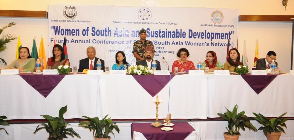 Delegates on Panel